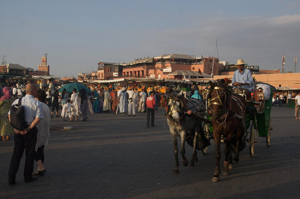 O que ver e visitar Marrakech