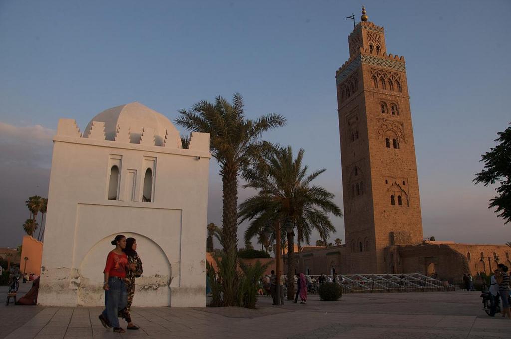 O que ver e visitar em Marrakech