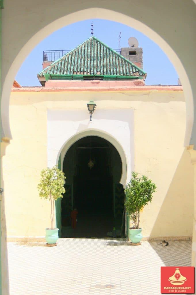 Zaouia de Zaouia de Sidi Youssef Ben Ali em Marraquexe
