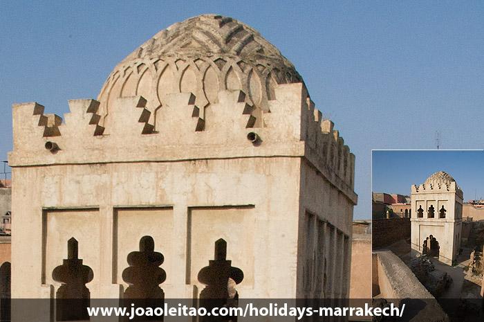 Almoravid Architecture Marrakech