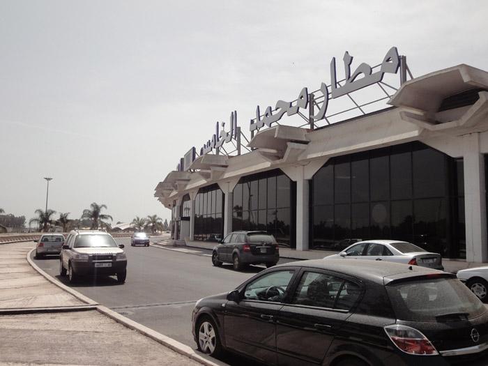 Photo of Casablanca airport in Morocco