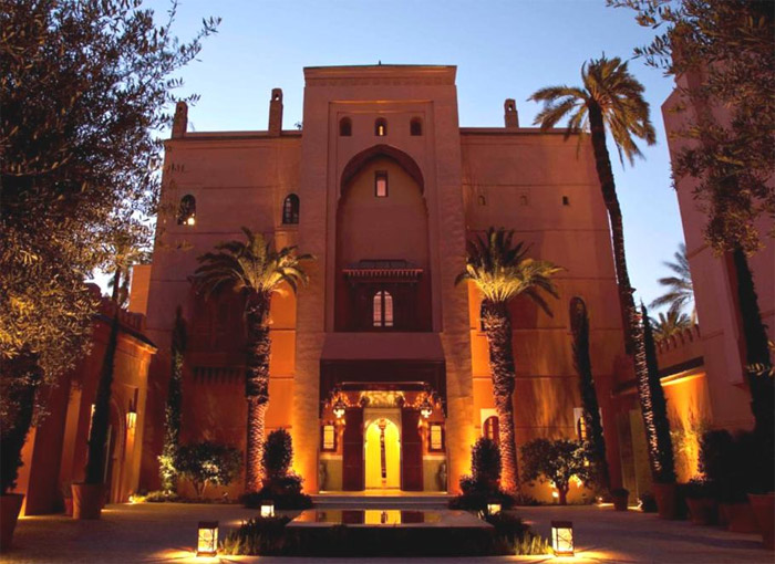 Photo of Hotel Royal Mansour in Marrakech