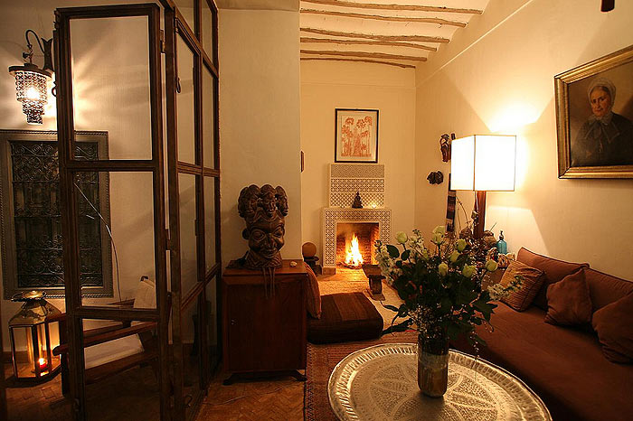 Photo of a Marrakech riad called Dar Thania in the old city