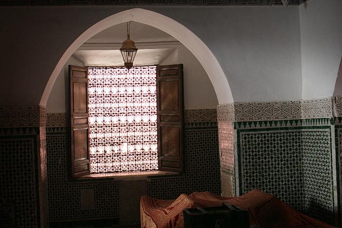 Photo of Zaouia of Saint Qadi Iyad Tomb in Marrakech