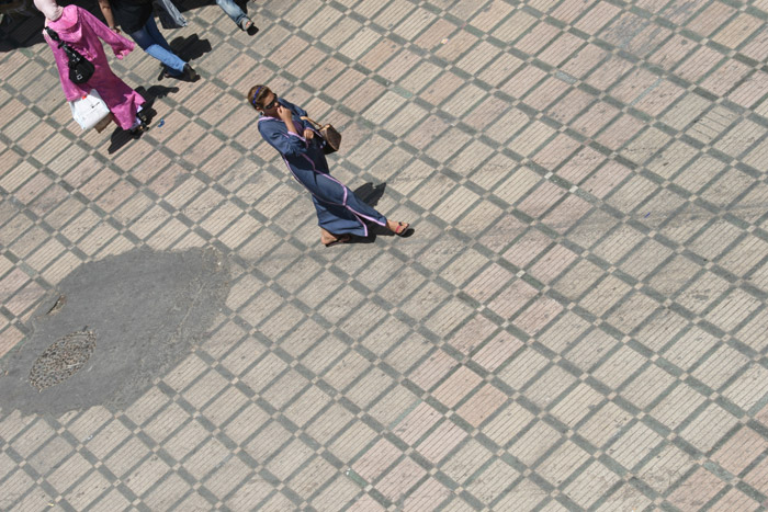 Women traveling in Morocco