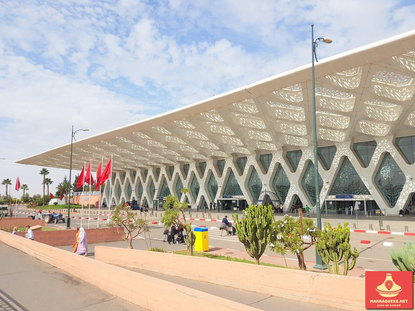 Aeroporto de Marraquexe vai adquirir portões electrónicos