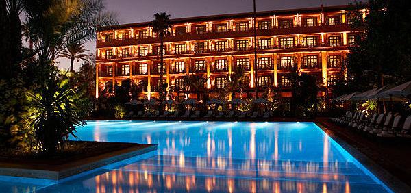 Alojamento em Marrocos