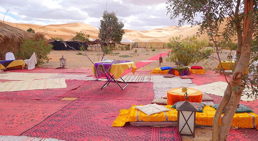 Alojamento no Deserto