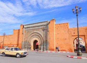 Bab Agnou Marraquexe Marrocos