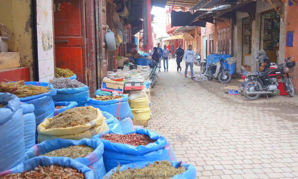 Mellah, o Bairro Judeu de Marrakech