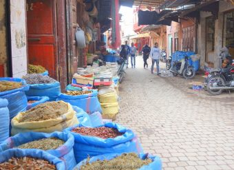 Bairro Judeu de Marrakech