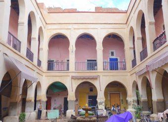 foundouks da medina de Marrakech