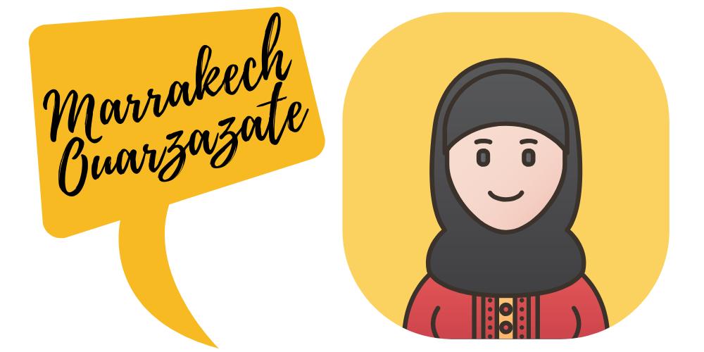 Como ir de Marrakech até Ouarzazate