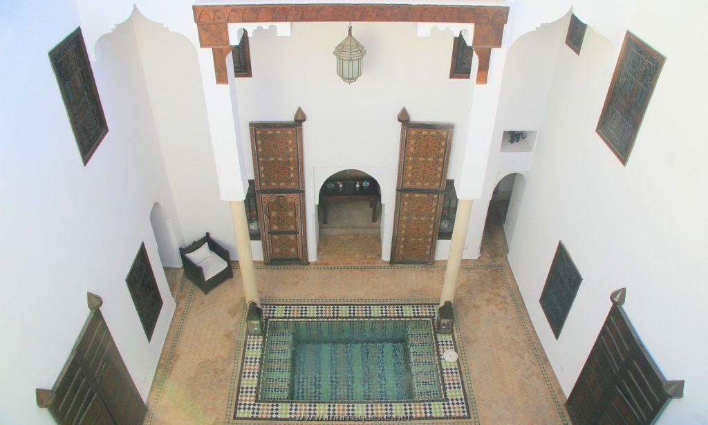 Os melhores riads em Marrakech