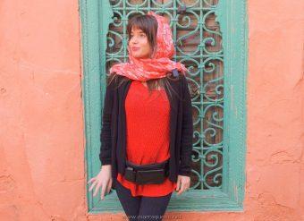 Mulheres sozinhas em Marrakech