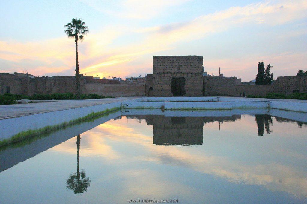Palácio da Bahia, Palácio Mnebbi e Palácio el Badi