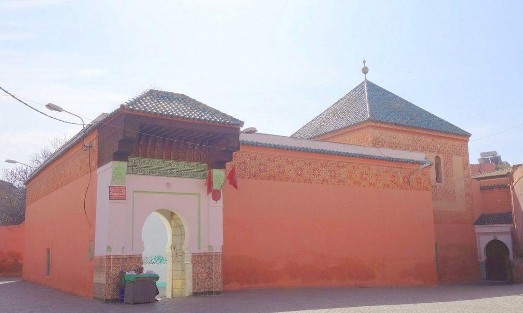 Peregrinação dos Sete Santos de Marrakech