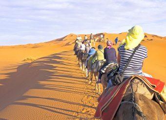 Tour ao Deserto desde Marrakech