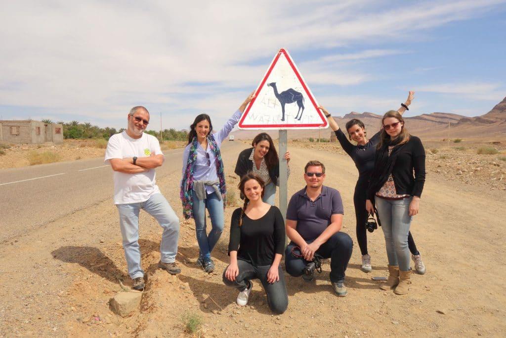 Tour ao Deserto » 7 Dias desde Marrakech » 430€