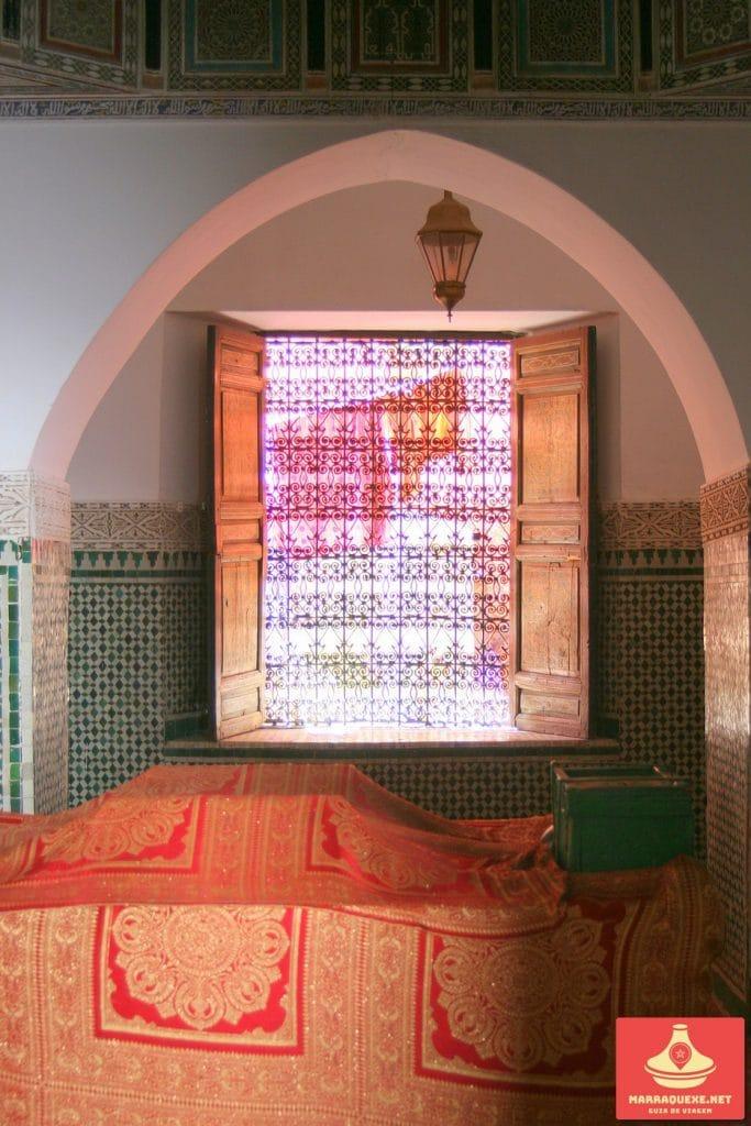 Zaouia de Qadi Ayad em Marraquexe
