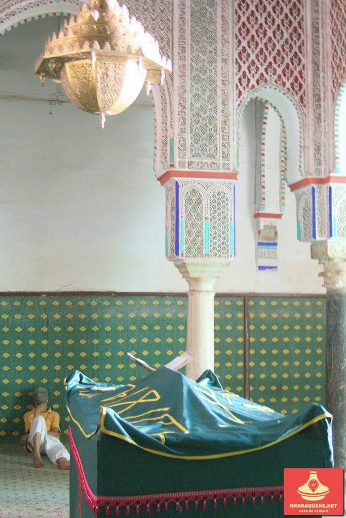 Jemaa el-Fna e ruas Zitoun