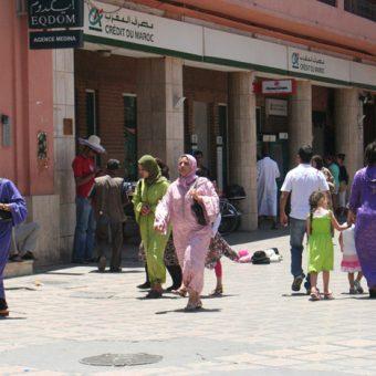 Women clothes Marrakech