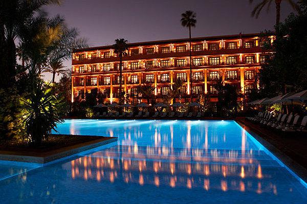 Hotel La Mamounia Marrakech
