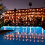 Luxury Hotel La Mamounia in Marrakech