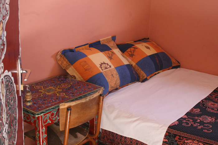 Photo of Hotel Medina cheap bedroom in Marrakech<br /><br />