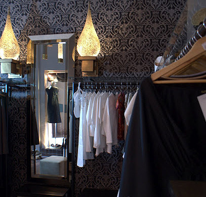 Photo of inside the Kaftan Queen Shop in Marrakech
