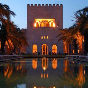 5 stars Hotel Ksar Char Bagh Marrakech Morocco