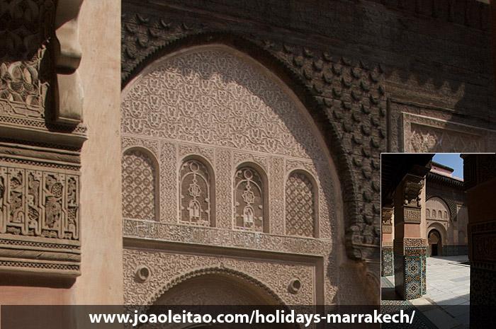 Marinid Architecture Marrakech