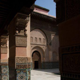 Marinid Architecture Morocco