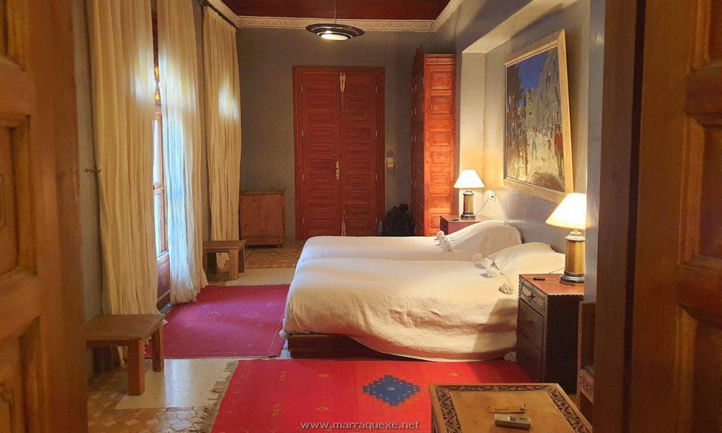 Os melhores hotéis de luxo em Marrakech