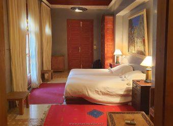 melhores hotéis de luxo em Marrakech