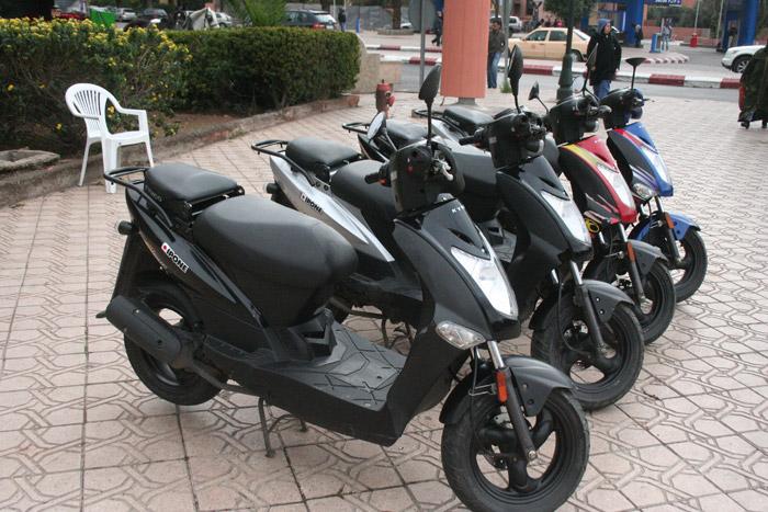 Scooter Rental Marrakech