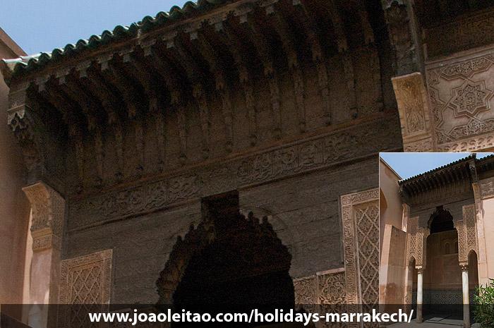 Saadian Architecture Marrakech