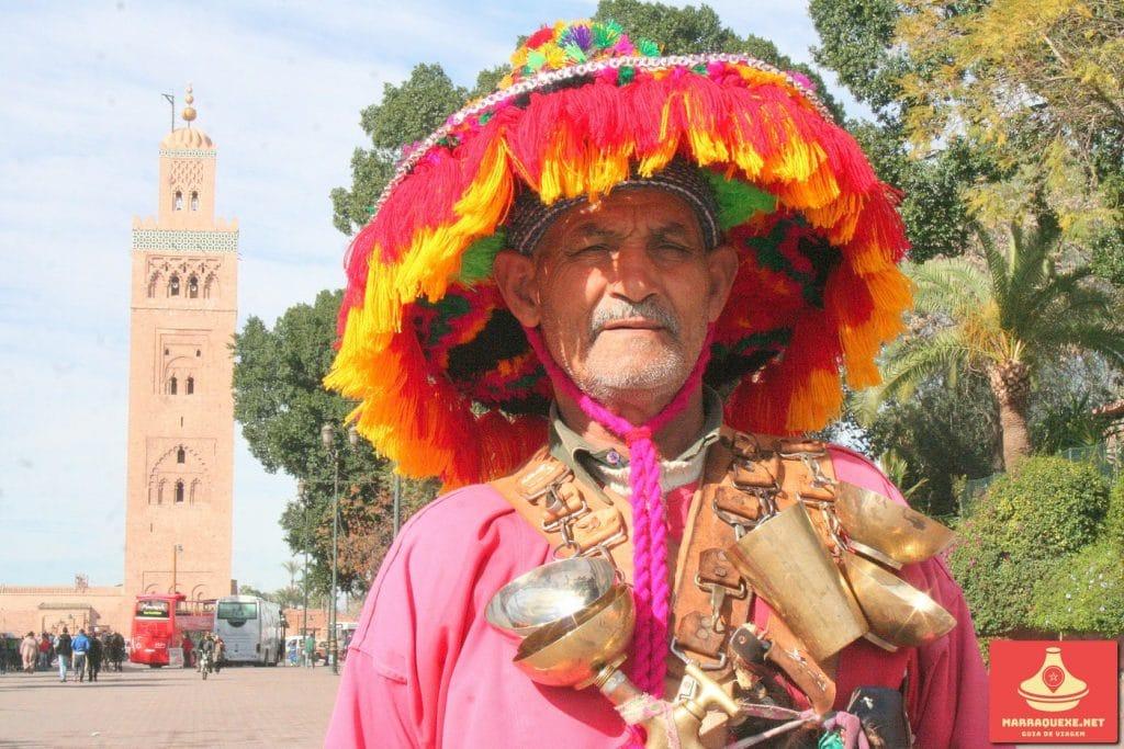 2,6 milhões de turistas visitaram Marraquexe em 2018